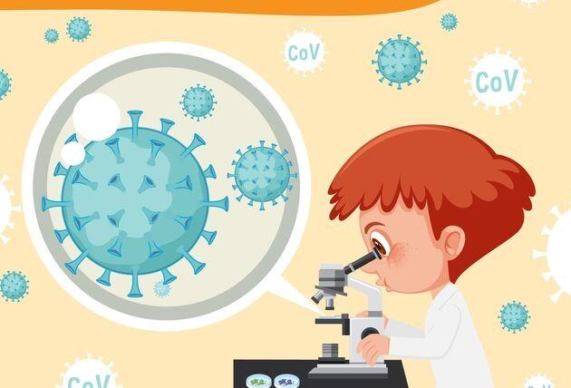 bimbi e coronavirus